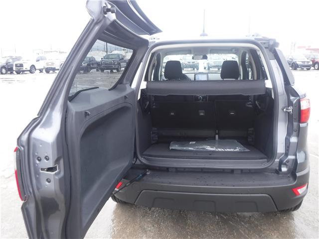 2019 Ford EcoSport SE (Stk: 19-25) in Kapuskasing - Image 10 of 11