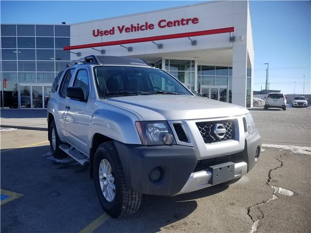2014 Nissan Xterra S (Stk: U194098) in Calgary - Image 1 of 21