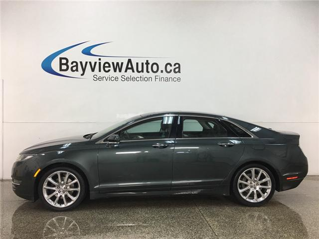 2015 Lincoln MKZ Base (Stk: 34486J) in Belleville - Image 1 of 29