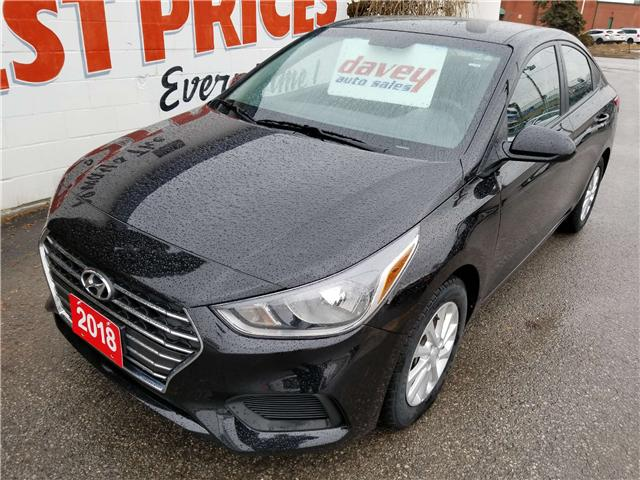 2018 Hyundai Accent GL (Stk: 19-133) in Oshawa - Image 1 of 14