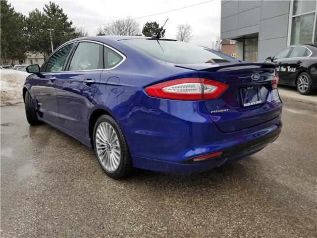 2014 Ford Fusion Hybrid Titanium (Stk: P471LA) in Richmond Hill - Image 3 of 22