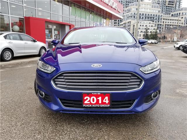 2014 Ford Fusion Hybrid Titanium (Stk: P471LA) in Richmond Hill - Image 8 of 22