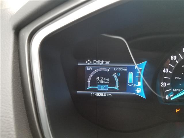 2014 Ford Fusion Hybrid Titanium (Stk: P471LA) in Richmond Hill - Image 12 of 22