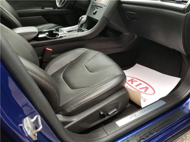 2014 Ford Fusion Hybrid Titanium (Stk: P471LA) in Richmond Hill - Image 19 of 22