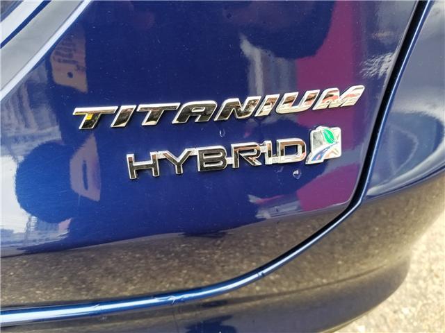 2014 Ford Fusion Hybrid Titanium (Stk: P471LA) in Richmond Hill - Image 22 of 22