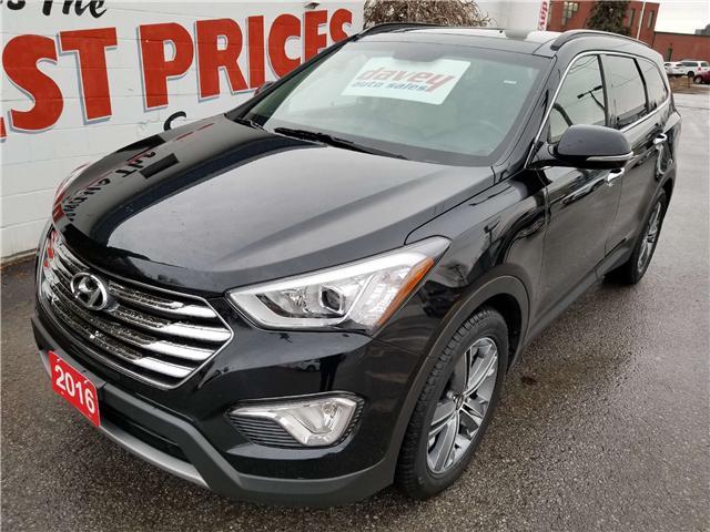 2016 Hyundai Santa Fe XL Limited (Stk: 19-149) in Oshawa - Image 1 of 18