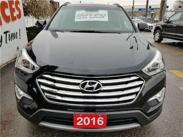 2016 Hyundai Santa Fe XL Limited (Stk: 19-149) in Oshawa - Image 2 of 18