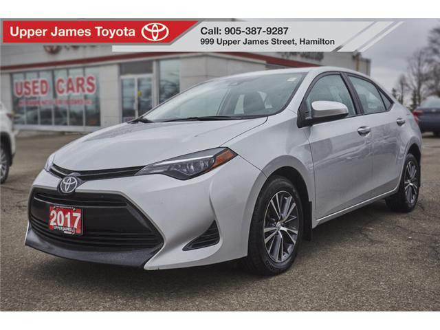 2017 Toyota Corolla LE (Stk: 78103) in Hamilton - Image 1 of 20