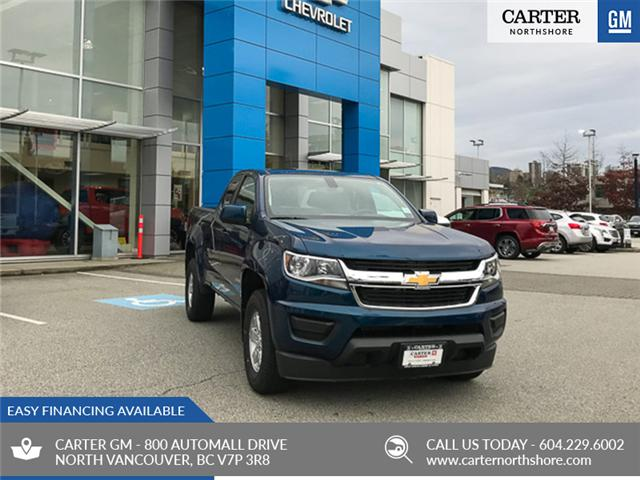 2019 Chevrolet Colorado WT (Stk: 9CL17070) in North Vancouver - Image 1 of 12