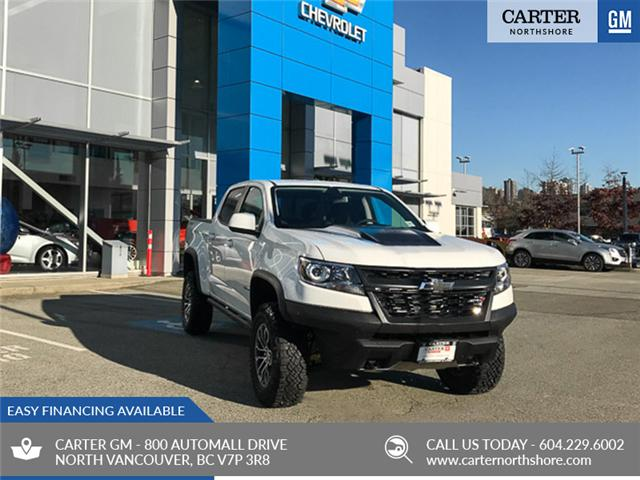 2019 Chevrolet Colorado ZR2 (Stk: 9CL33460) in North Vancouver - Image 1 of 14