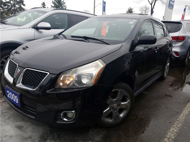 2009 Pontiac Vibe Base (Stk: P39338A) in Mississauga - Image 1 of 11