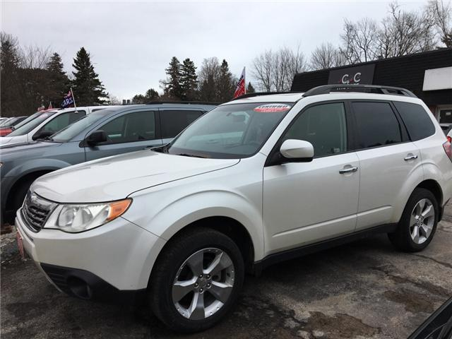 2010 Subaru Forester 2.5 X (Stk: 003) in Cobourg - Image 2 of 10