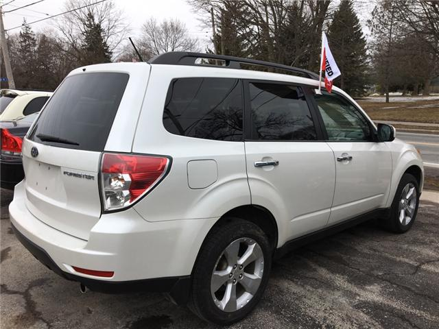 2010 Subaru Forester 2.5 X (Stk: 003) in Cobourg - Image 4 of 10