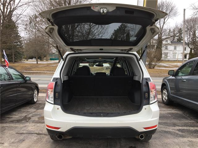 2010 Subaru Forester 2.5 X (Stk: 003) in Cobourg - Image 6 of 10