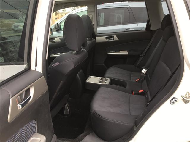 2010 Subaru Forester 2.5 X (Stk: 003) in Cobourg - Image 9 of 10