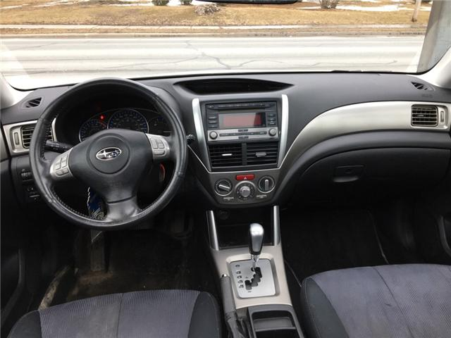 2010 Subaru Forester 2.5 X (Stk: 003) in Cobourg - Image 10 of 10