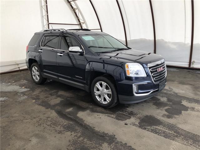 2017 GMC Terrain SLT (Stk: IU1366) in Thunder Bay - Image 1 of 14