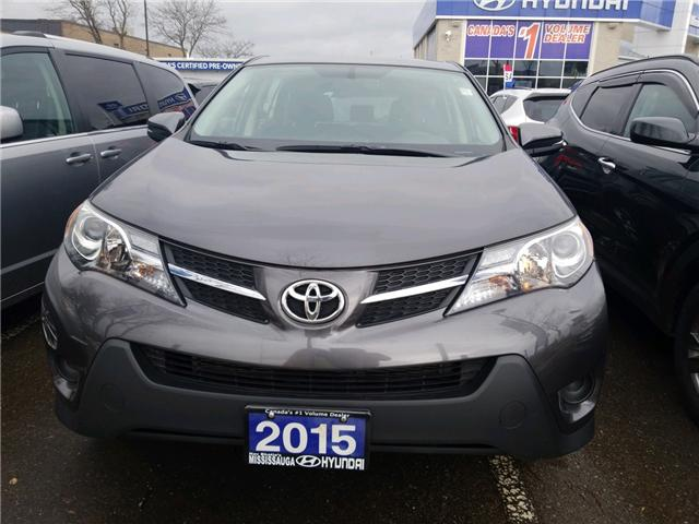 2015 Toyota RAV4 LE (Stk: OP10061) in Mississauga - Image 2 of 15