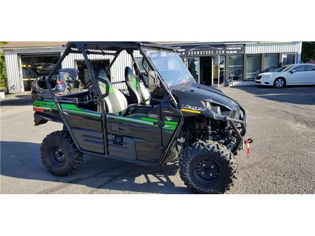 2017 Kawasaki TERYX TERYX 800 EPS (Stk: 5532) in Stittsville - Image 2 of 16