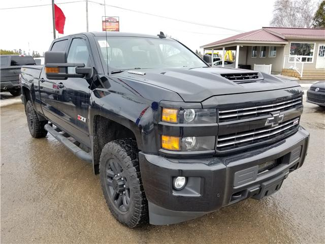 2018 Chevrolet Silverado 2500HD LT (Stk: ) in Kemptville - Image 1 of 18