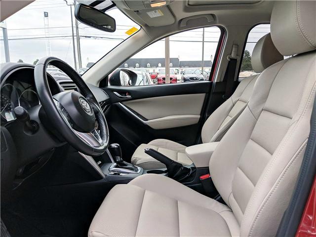 2015 Mazda CX-5 GT (Stk: K7588A) in Peterborough - Image 7 of 24