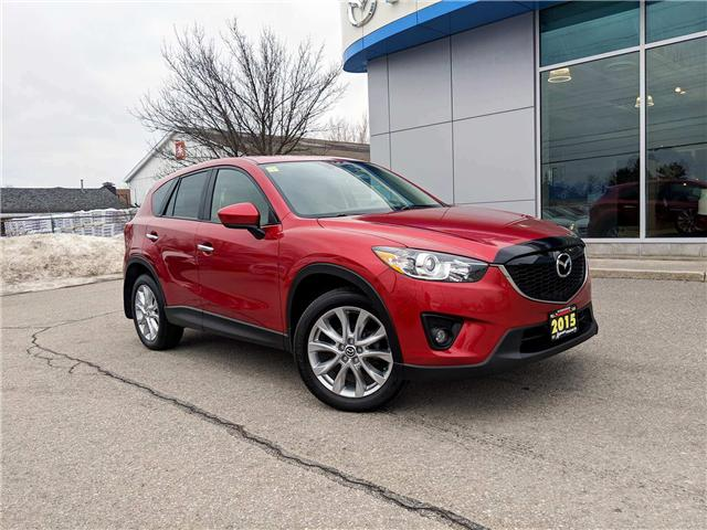 2015 Mazda CX-5 GT (Stk: K7588A) in Peterborough - Image 1 of 24
