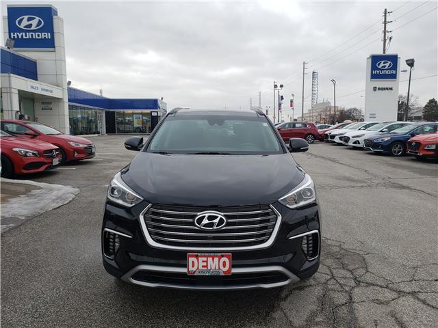 2019 Hyundai Santa Fe XL Ultimate (Stk: 11561P) in Scarborough - Image 2 of 12