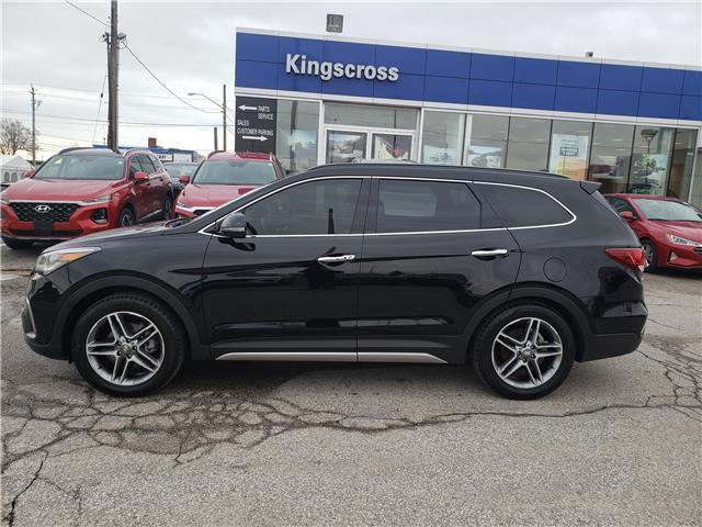 2019 Hyundai Santa Fe XL Ultimate (Stk: 11561P) in Scarborough - Image 1 of 12