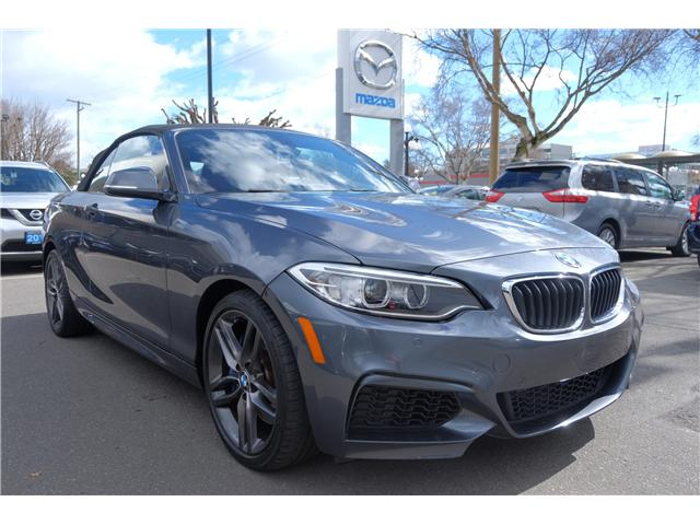 2016 BMW 228i xDrive (Stk: 360559B) in Victoria - Image 1 of 18