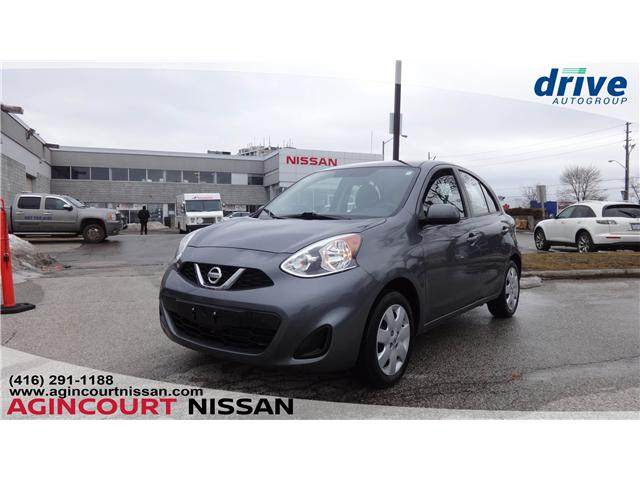 2016 Nissan Micra SV (Stk: KW317099A) in Scarborough - Image 1 of 17