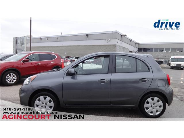 2016 Nissan Micra SV (Stk: KW317099A) in Scarborough - Image 2 of 17