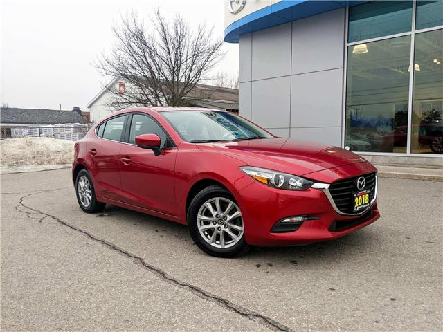 2018 Mazda Mazda3 GS (Stk: K7527A) in Peterborough - Image 1 of 24