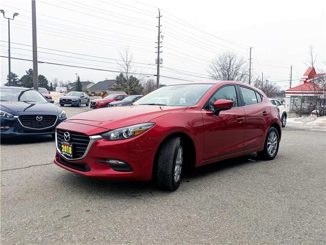 2018 Mazda Mazda3 GS (Stk: K7527A) in Peterborough - Image 3 of 24