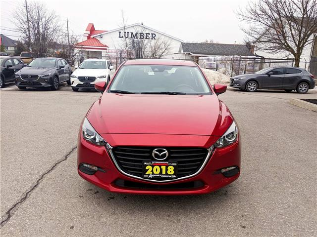 2018 Mazda Mazda3 GS (Stk: K7527A) in Peterborough - Image 2 of 24