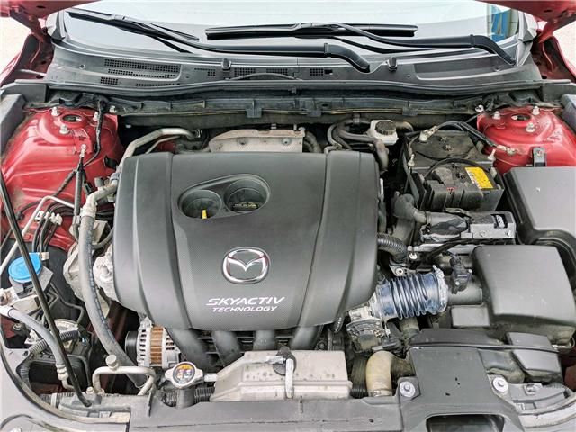 2018 Mazda Mazda3 GS (Stk: K7527A) in Peterborough - Image 22 of 24