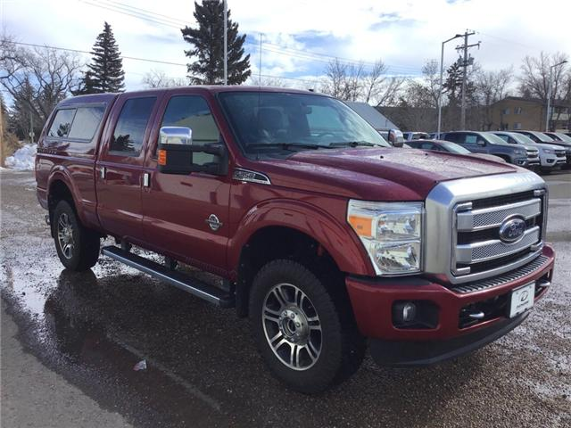 2015 Ford F-350 Lariat (Stk: 203478) in Brooks - Image 1 of 17