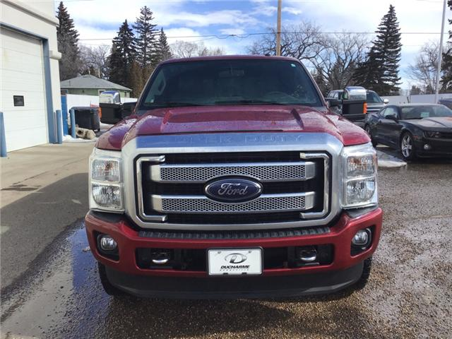 2015 Ford F-350 Lariat (Stk: 203478) in Brooks - Image 2 of 17