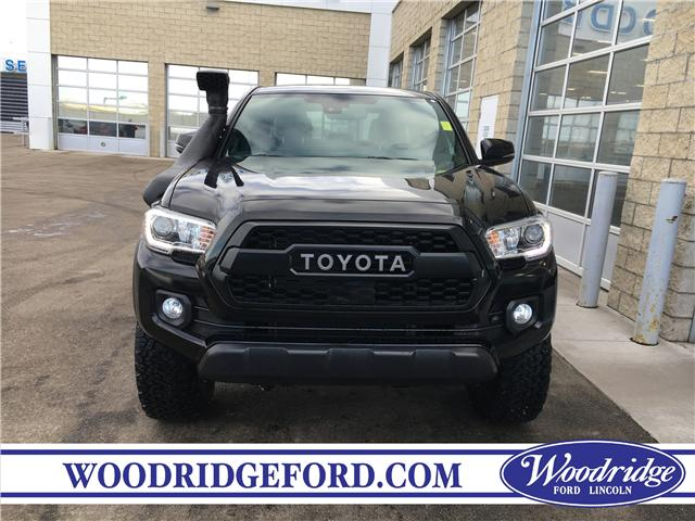 2018 Toyota Tacoma TRD Off Road (Stk: J-2546A) in Calgary - Image 4 of 19