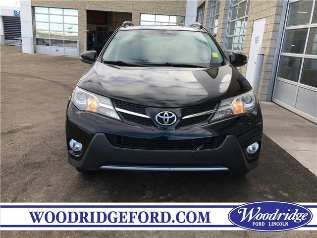 2013 Toyota RAV4 XLE (Stk: K-33A) in Calgary - Image 4 of 21