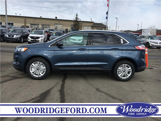 2019 Ford Edge SEL (Stk: K-263) in Calgary - Image 2 of 5
