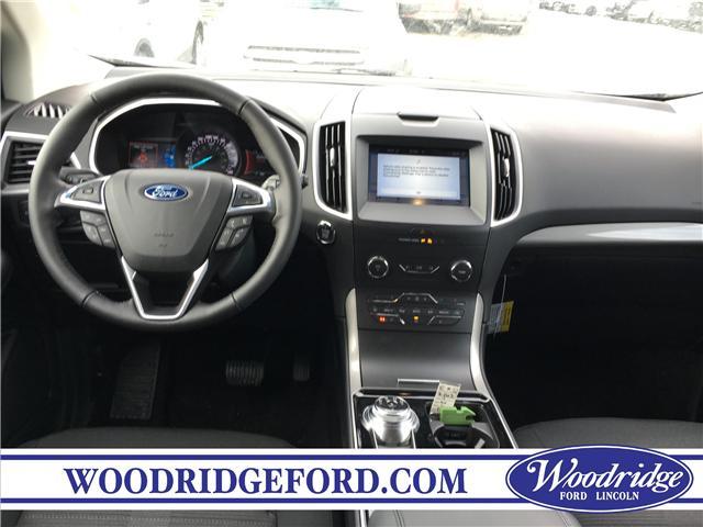 2019 Ford Edge SEL (Stk: K-263) in Calgary - Image 4 of 5