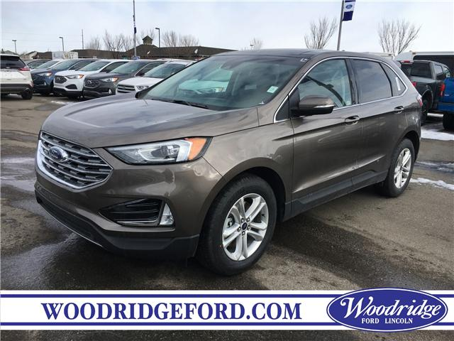 2019 Ford Edge SEL (Stk: K-1079) in Calgary - Image 1 of 5