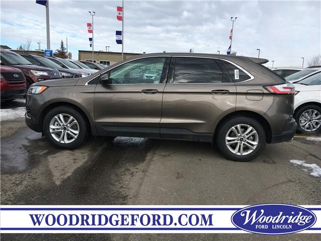 2019 Ford Edge SEL (Stk: K-1079) in Calgary - Image 2 of 5
