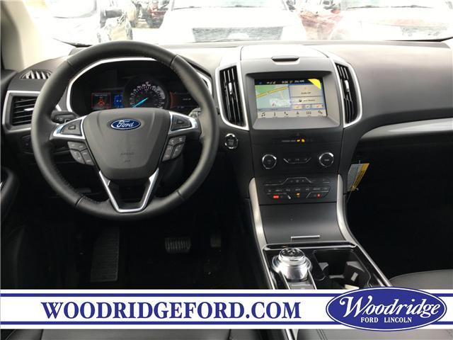 2019 Ford Edge SEL (Stk: K-1079) in Calgary - Image 4 of 5