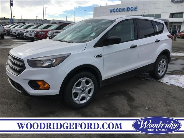 2019 Ford Escape S (Stk: K-1430) in Calgary - Image 1 of 5
