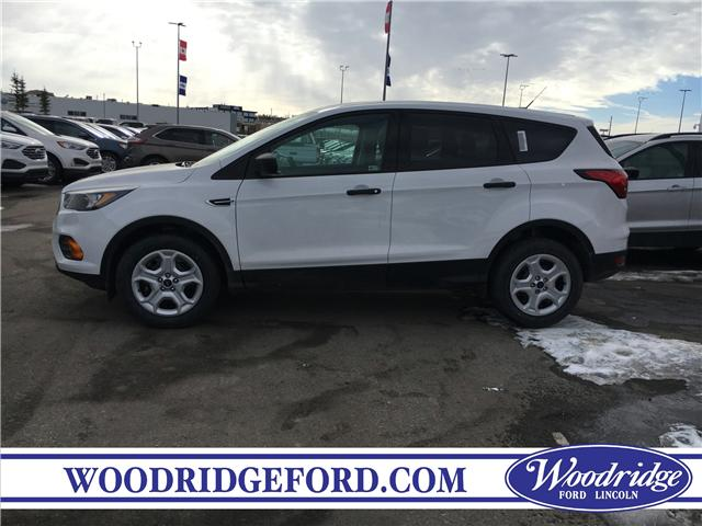2019 Ford Escape S (Stk: K-1430) in Calgary - Image 2 of 5