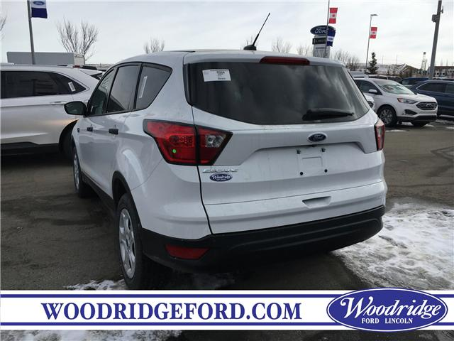 2019 Ford Escape S (Stk: K-1430) in Calgary - Image 3 of 5