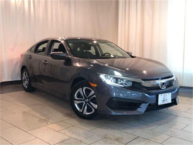 2017 Honda Civic LX (Stk: 38471) in Toronto - Image 1 of 29