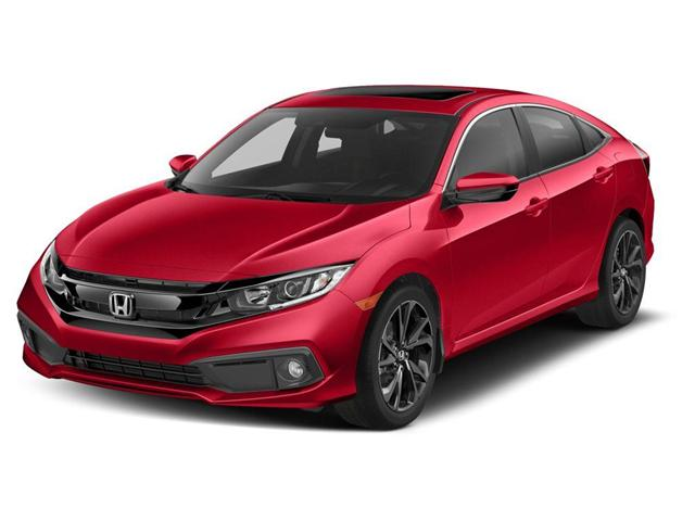2019 Honda Civic Sport (Stk: 1900538) in Toronto - Image 1 of 1