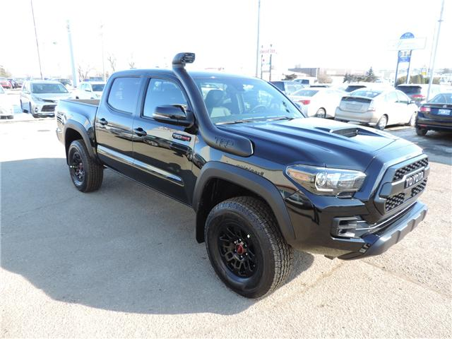 2019 Toyota Tacoma TRD Off Road (Stk: 19209) in Brandon - Image 4 of 20